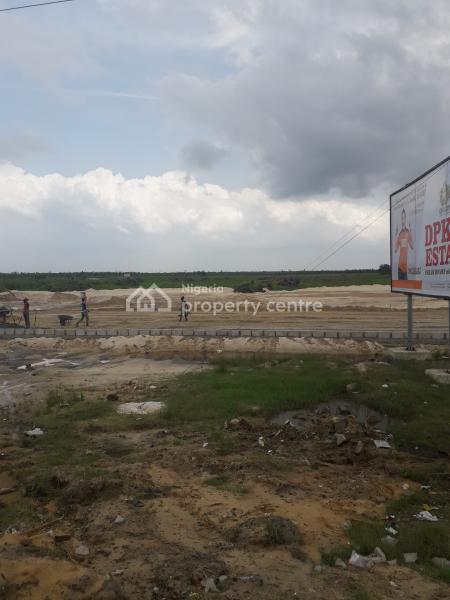 Luxury Serviced Plots  with C of O, Facing The Express Adjacent Sangotedo Shoprite, Sangotedo, Ajah, Lagos, Residential Land for Sale