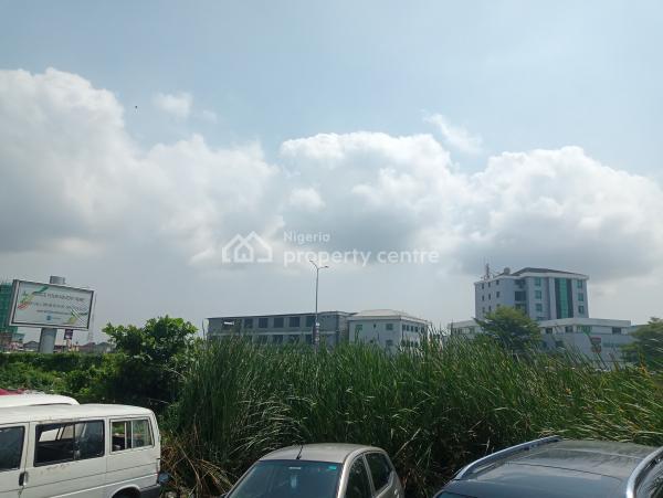 600sqm Car Lot Space, Lekki-epe Expressway, Lekki, Lagos, Commercial Land for Rent