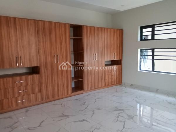Newly Built and Excellently Finished 5 Bedroom Serviced Detached Duplex with a Room Bq, Fitted Kitchen, Etc., Off Oniru Palace Road, Oniru, Victoria Island (vi), Lagos, Detached Duplex for Rent