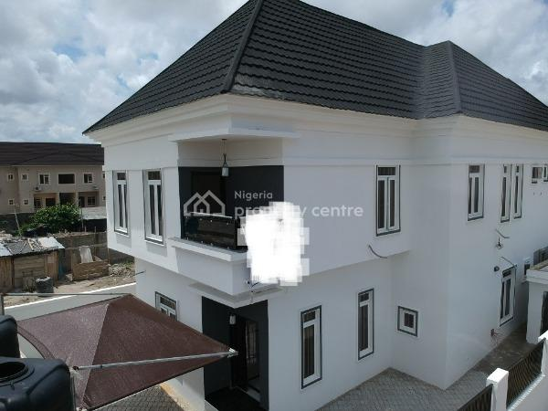 Newly Built and Well Finished 4 Bedroom Semi Detached Duplex with Bq, Off Mobil Road, Opposite Emerald Estate, Ilaje, Ajah, Lagos, Semi-detached Duplex for Sale