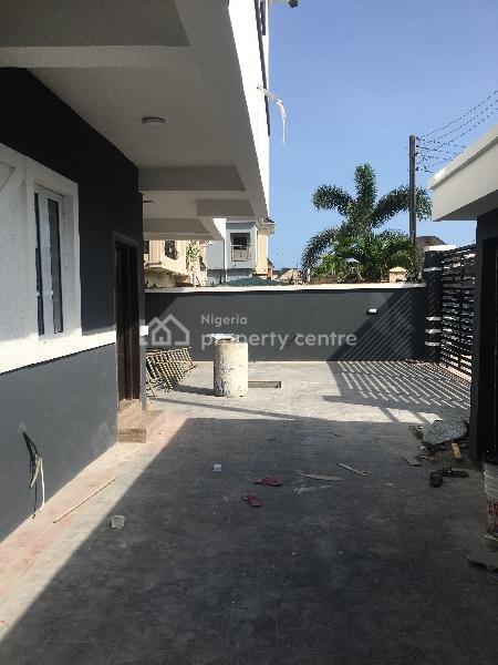 Nicely Built 5 Bedroom Detached Duplex +1 Bq, Chevy View Estate, Lekki, Lagos, Detached Duplex for Sale