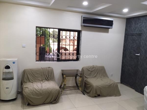 1 Bedroom Furnished and Serviced Apartment, Wuse 2, Abuja, Mini Flat for Rent