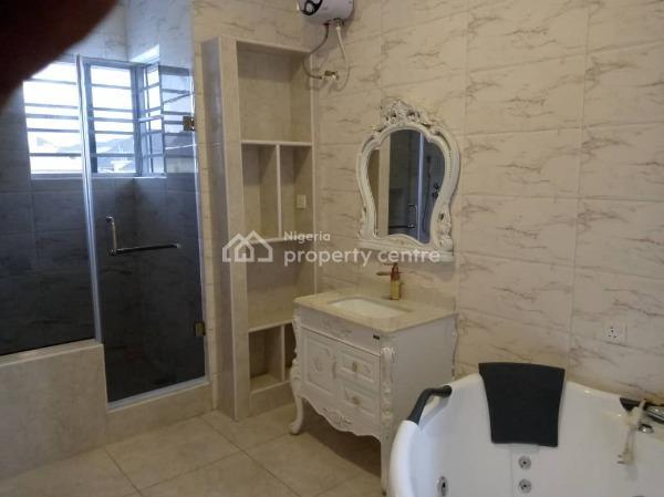 Tastefully Finished 5 Bedroom Fully Detached Duplex with a Room Bq., Osapa, Lekki, Lagos, Detached Duplex for Sale
