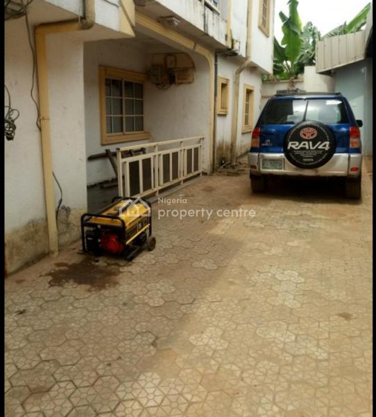 Newly Built Block of 4 Flat on 1 & Half Plot Having C of O, Ayobo, Lagos, Block of Flats for Sale