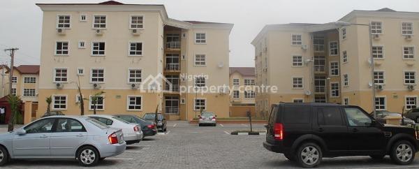 Well Finished 4 Bedroom Terrace Duplex, Bourdillon Court Estate, Chevron Drive, Lekki Expressway, Lekki, Lagos, Terraced Duplex for Sale