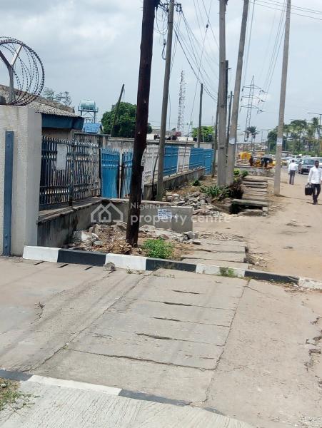 4005m2, Oba Akran Avenue, Oba Akran, Ikeja, Lagos, Commercial Land for Sale