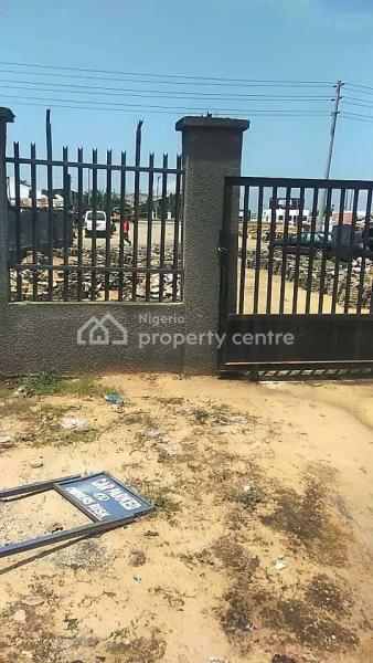 Fenced Land Facing The Expressway, Directly Facing Dominion City Church Lekki/epe Expressway, Olokonla, Ajah, Lagos, Commercial Land for Sale
