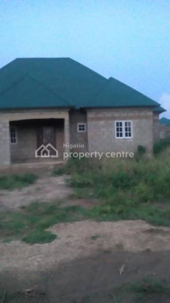 3bedroom Fully Detached Bungalow & 2room Bq, Defence Housing Estate, Kurudu, Abuja, Detached Bungalow for Sale
