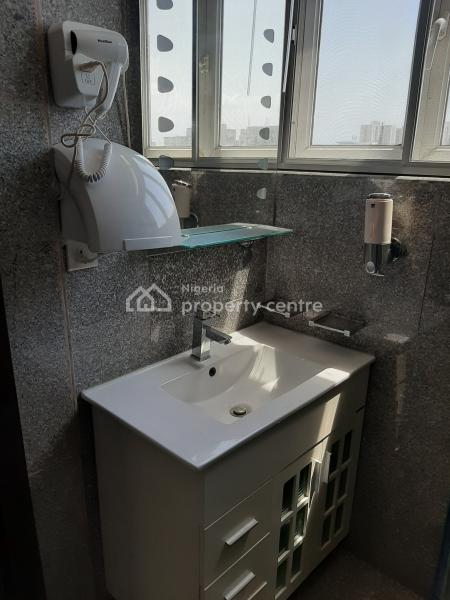 12-unit of Luxury 3-bedroom Flat with Excellent Finishing, Off Akin Adesola, Victoria Island (vi), Lagos, Flat for Rent