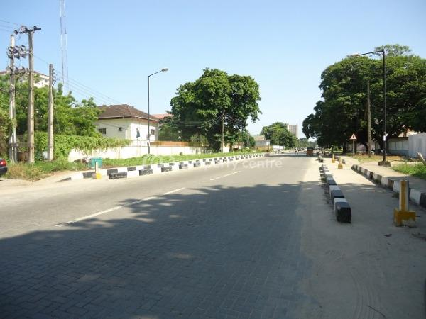 2980sqm Fenced Corner-piece Land for Mixed Use Development, Off Osborne Road / Kingsway, Old Ikoyi, Ikoyi, Lagos, Mixed-use Land for Sale