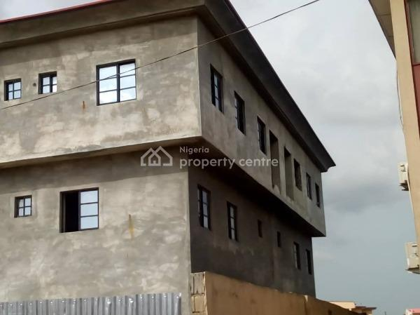 2 Floor Duplexes Townhouse Built Together with a Middle Patio(4 Wings, Allen, Ikeja, Lagos, Terraced Duplex for Sale