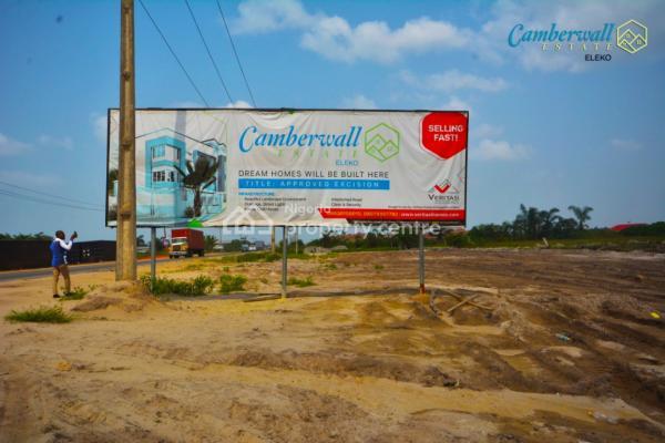 Plots of Land, Camber Wall, Lekki Free Trade Zone, Lekki, Lagos, Land for Sale