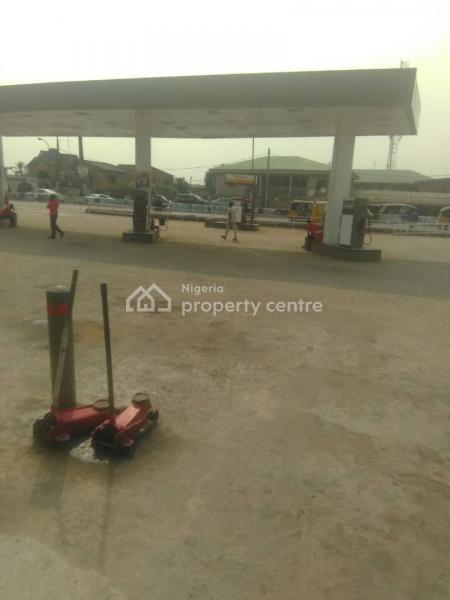 Total Filling Station, Okota Road, Ejigbo, Lagos, Filling Station for Sale