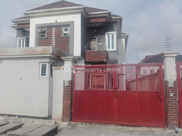 Solid and Masterfully Built 4 Bedroom Duplex, Agungi, Lekki, Lagos, Semi-detached Duplex for Sale