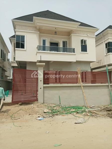 Eli Court, Chevron Alternative Drive, Lekki Expressway, Lekki, Lagos, Detached Duplex for Sale