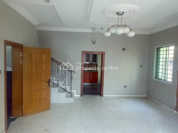 Lovely 4-bed+bq,distress Sale. Gov-consent, Chevy View Estate, Lekki, Lagos, Semi-detached Duplex for Sale