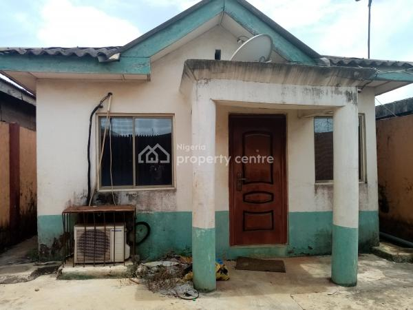 Four Bedroom and Mini Flat, Akesan, Alimosho, Lagos, Detached Bungalow for Sale