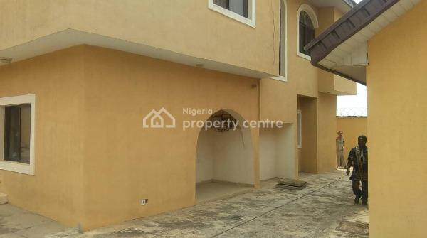 Newly Built 4 Bedroom Detached Duplex, Ifo, Ogun, Detached Duplex for Sale
