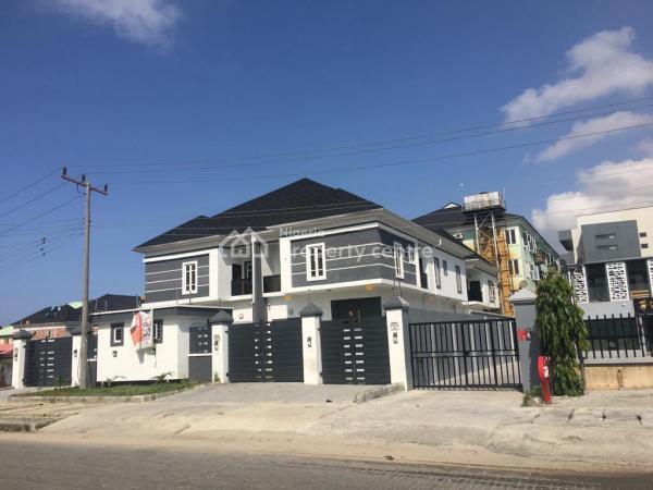 4 Bedroom with Bq Semi Detached, Ikate Elegushi, Lekki, Lagos, Semi-detached Duplex for Sale