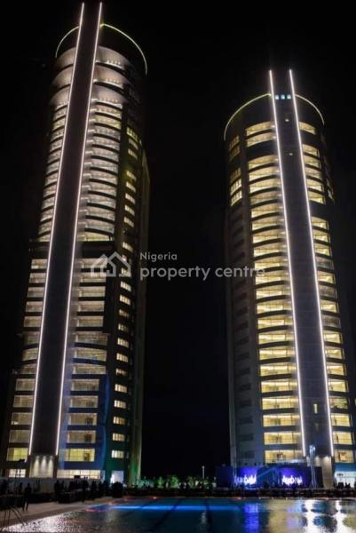 Beautiful Ocean View: Luxury 3 Bedrooms Apartment Plus Pool with Gym, Eko Atlantic City, Victoria Island (vi), Lagos, Flat for Rent