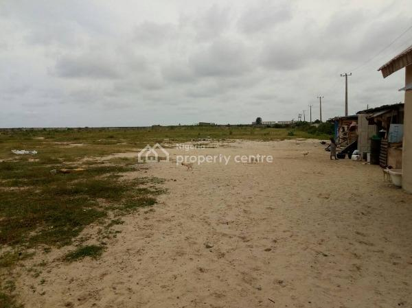 4 Hectares of Land, Maiyegun Tourism Zone, By Rhythm Fm Radio, Oniru, Victoria Island (vi), Lagos, Commercial Land for Sale