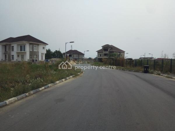 800 Sqm Land with Governors Consent, Lake View Park 1 Estate, Lekki Expressway, Lekki, Lagos, Residential Land for Sale