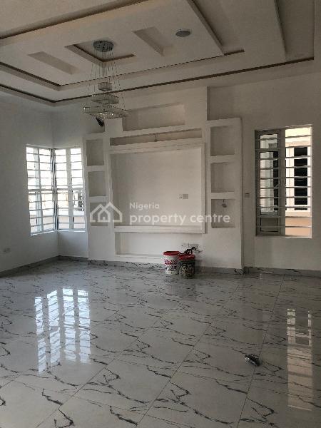 Brand New 5 Bedroom Detached Duplex with B.q, Ikota Villa Estate, Lekki, Lagos, Detached Duplex for Sale