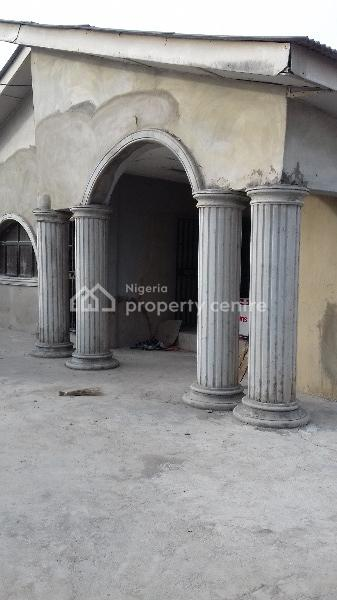 2 Bedroom Bungalow, Badore, Ajah, Lagos, Terraced Bungalow for Rent