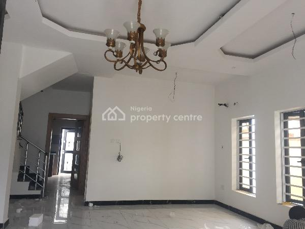 Brand New 4 Bedroom Semi Detached Duplex with Bq, Orchid Rd, By 2nd Toll Gate, Lekki, Lagos, Semi-detached Duplex for Rent