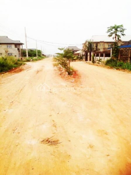 Exclusive Plot Within a Well Planned and Organised Estate., Makogi, Magboro, Ogun, Residential Land for Sale