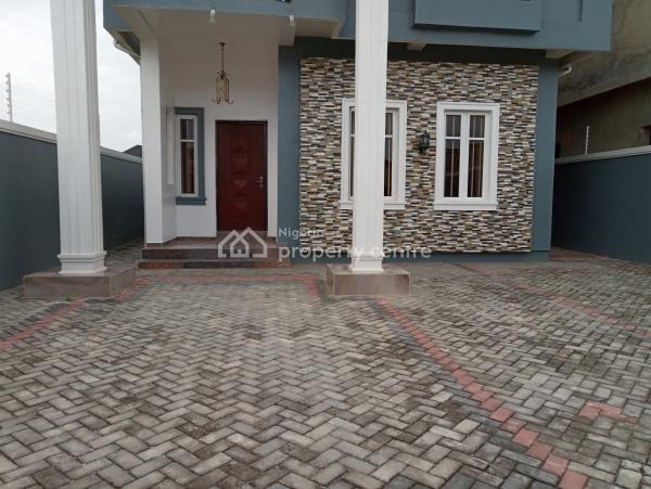 a Quality Luxurious 4 Fully Detached Duplex, Oral Estate Off Orchid Road, Lekki Expressway, Lekki, Lagos, Detached Duplex for Sale