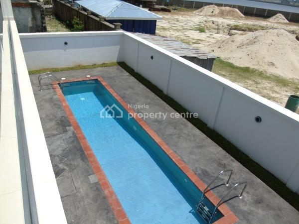 Luxury Waterfront Mansion, Zone J Road, Banana Island, Ikoyi, Lagos, Detached Duplex for Sale