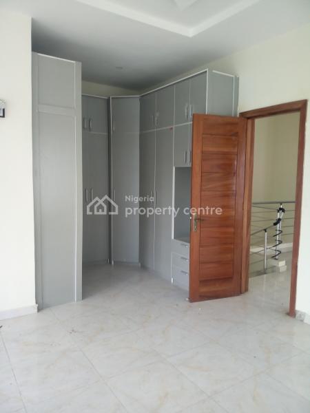 Brand 4bedroom Duplex with Bq Self Compound, Chevy View Estate, Lekki, Lagos, Semi-detached Duplex for Sale
