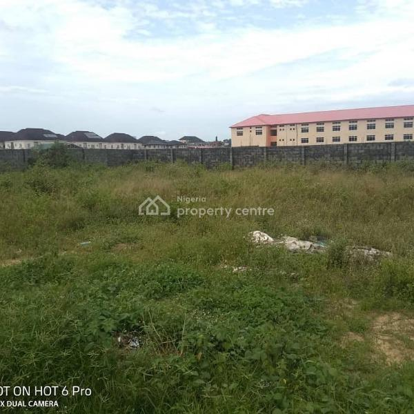 Fenced Land with Governor Consent, Casia Estate, Ajah, Lagos, Residential Land for Sale