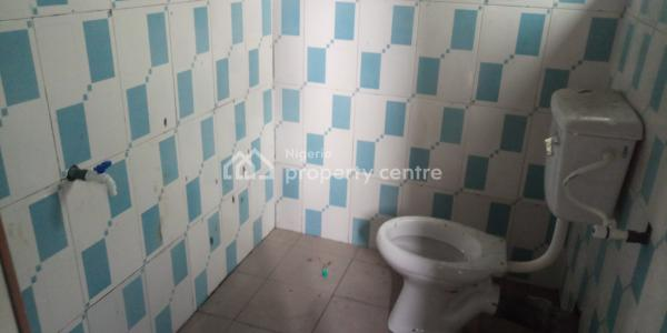 Brand New Room Self Contained, Iwaya, Yaba, Lagos, Self Contained (single Rooms) for Rent