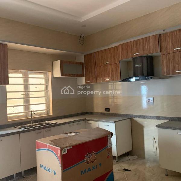 5 Bedroom Detached House with Bq, Osapa London, Osapa, Lekki, Lagos, Detached Duplex for Sale