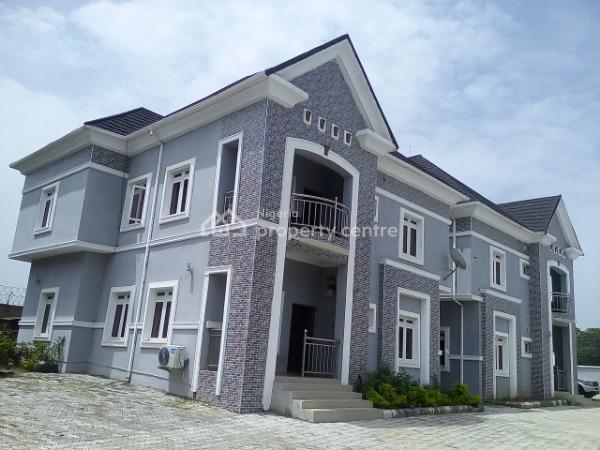 4 Bedroom Semi Fully Detached Duplex with a Bq for Sale, Guzape District, Asokoro, Guzape District, Abuja, Semi-detached Duplex for Sale