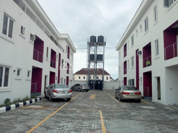 Newly Built Three Bedroom Apartment, Orchid Road, Lafiaji, Lekki, Lagos, Mini Flat for Rent