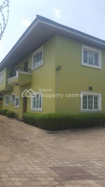 4 Bedroom Detached House, Abacha Estate, Ikoyi, Lagos, Detached Duplex for Rent