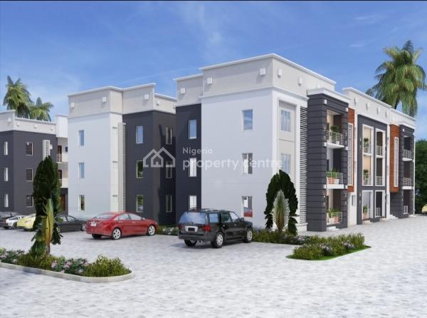 2 Bedroom Flat in a Serviced Estate, Directly Opposite The The Lekki Free Zone, Ogogoro, Ibeju Lekki, Lagos, Block of Flats for Sale