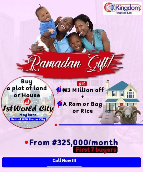 World Class Estates, Behind Mfm City, Magboro, Ogun, Land for Sale