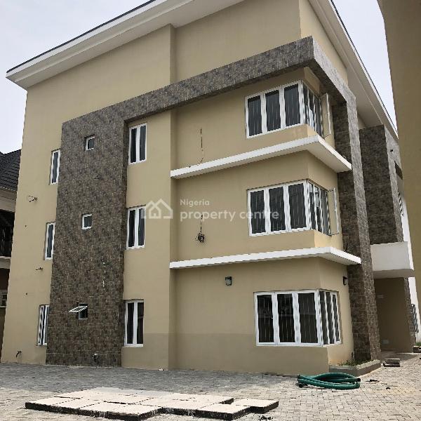 Luxury 1 Bedroom Apartment, Chevron, Lekki, Lagos, Block of Flats for Sale