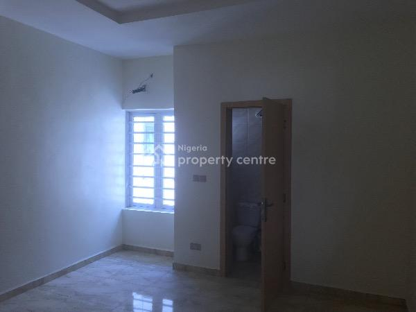 Brand New 4 Bedroom Terrace Duplex with 24/7 Power, Opposite Chevron, Lafiaji, Lekki, Lagos, Terraced Duplex for Rent