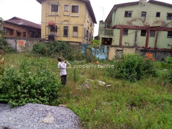 Fenced Round Full Plot of Land 120 By 60., Ago Palace Way, Ago Palace, Isolo, Lagos, Residential Land for Sale