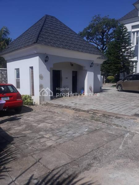 an Exquistely Finished & Julius Berger Built 6bedrooms House + Penthouse, Lift & Fully Furnished + Boys Quarters, Ministers Quarters Near Banex Bridge, Maitama District, Abuja, Detached Duplex for Sale