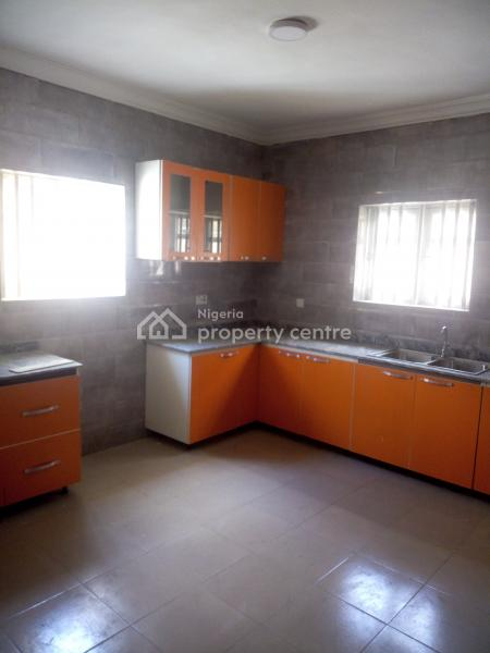 Brand New Spacious 5 Bedroom Duplex with Bq Self Compound Within a Very Secured Estate, Before Sangotedo Shop Rite, Sangotedo, Ajah, Lagos, Detached Duplex for Rent