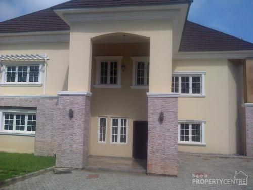 For Sale Newly Built 5 Bedroom Duplex With A Room Boys