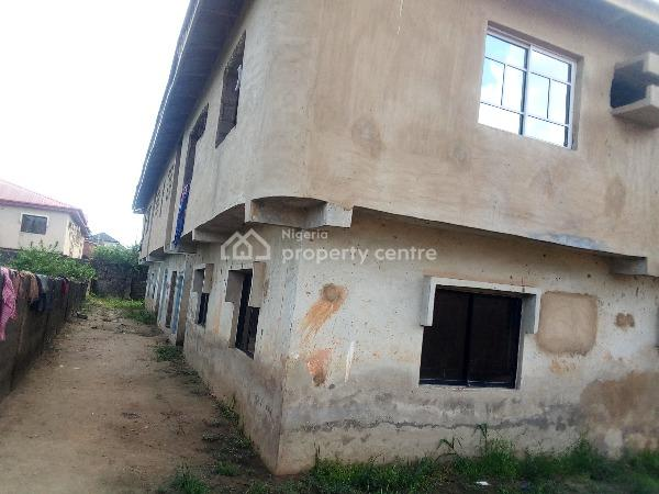 Block of 4 Uncompleted Flat, Ago Palace, Ago Palace, Isolo, Lagos, Block of Flats for Sale