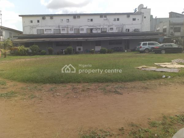 2200sqm Land with a 5 Room Bq, Opebi, Ikeja, Lagos, Mixed-use Land for Sale