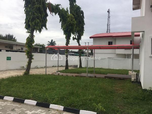 2,700 Sq Meter Land with Detached House, Apapa Grand, Marine Road, Gra, Apapa, Lagos, Mixed-use Land for Sale